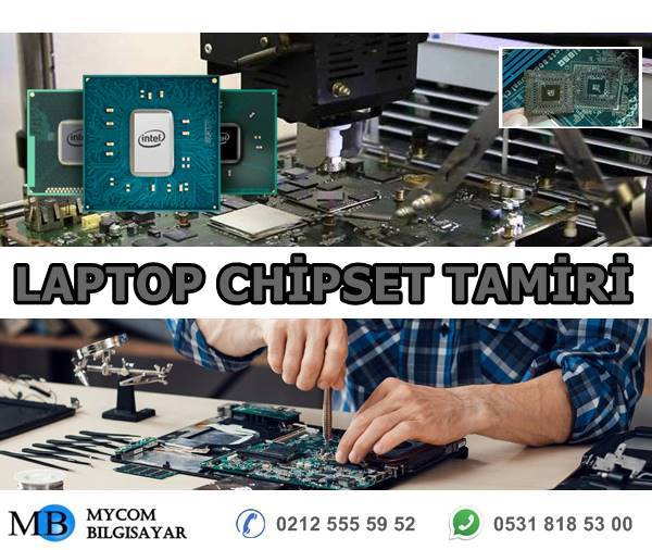 laptop chipset tamiri